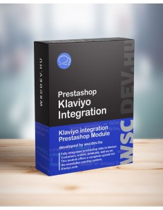 Prestashop to Klaviyo integration module